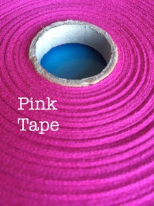 Pink Tape